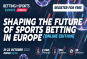 Betting on Sports Europe - Digital to provide 2020's best learning opportunity for industry executives